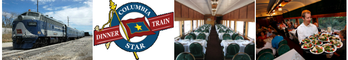 Cloumbia Star Dinner Train